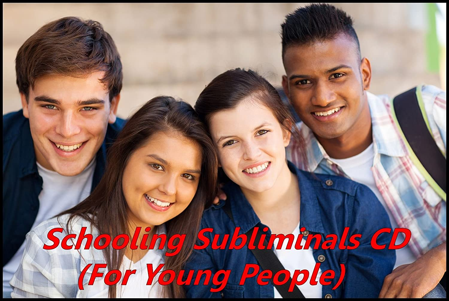 Schooling Subliminals for Young People Threshold Subliminal with Piano Moods Music CD