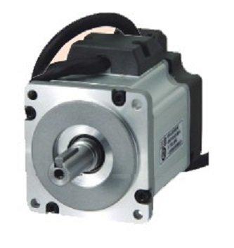 Omron R88M-KE40030H-BS2 AC Servo Motor, G5-Lite Series motor, 400W, 3,000 r/min Servomotors (200 VAC Input Power), with brake, shaft with key and tap