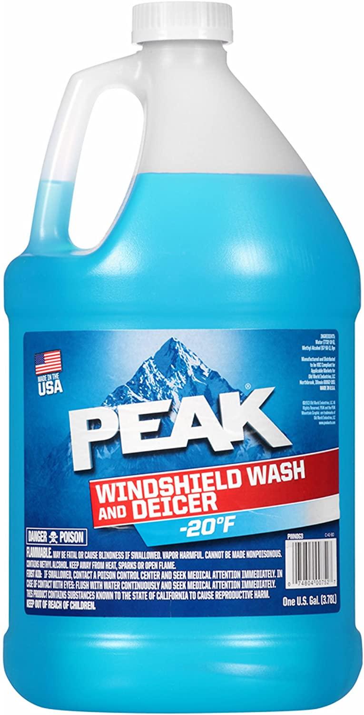 Peak 50/50 Prediluted Antifreeze & Coolant, 2 pk./1 gal. (pack of 6)