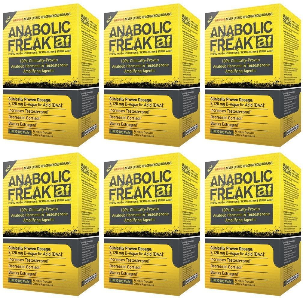 (6 Pack) - Pharma Freak - Anabolic Freak | 96's | 6 Pack Bundle
