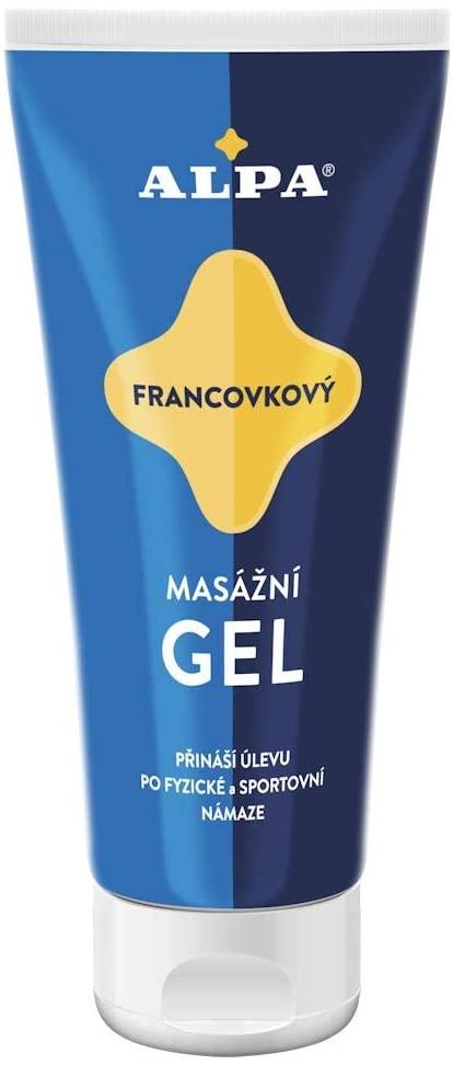 Alpa Francovka Massage Gel 100 ml / 3.4 fl oz