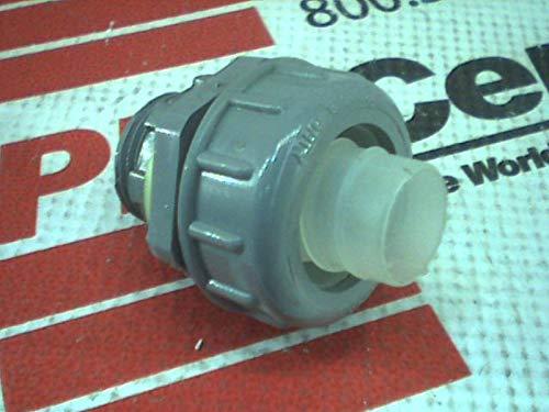 KLEINHUIS 3234/12 1/2IN, Fitting, FNMC-B ONLY, Liquid-Tight, 323412, Polyamide