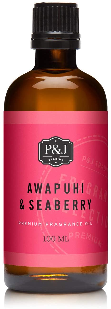 Awapuhi & Seaberry Fragrance Oil - Premium Grade Scented Oil - 100ml/3.3oz