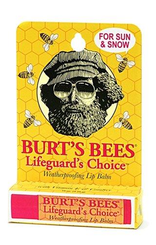 Burt's Bees Lifeguard's Choice Lip Balm