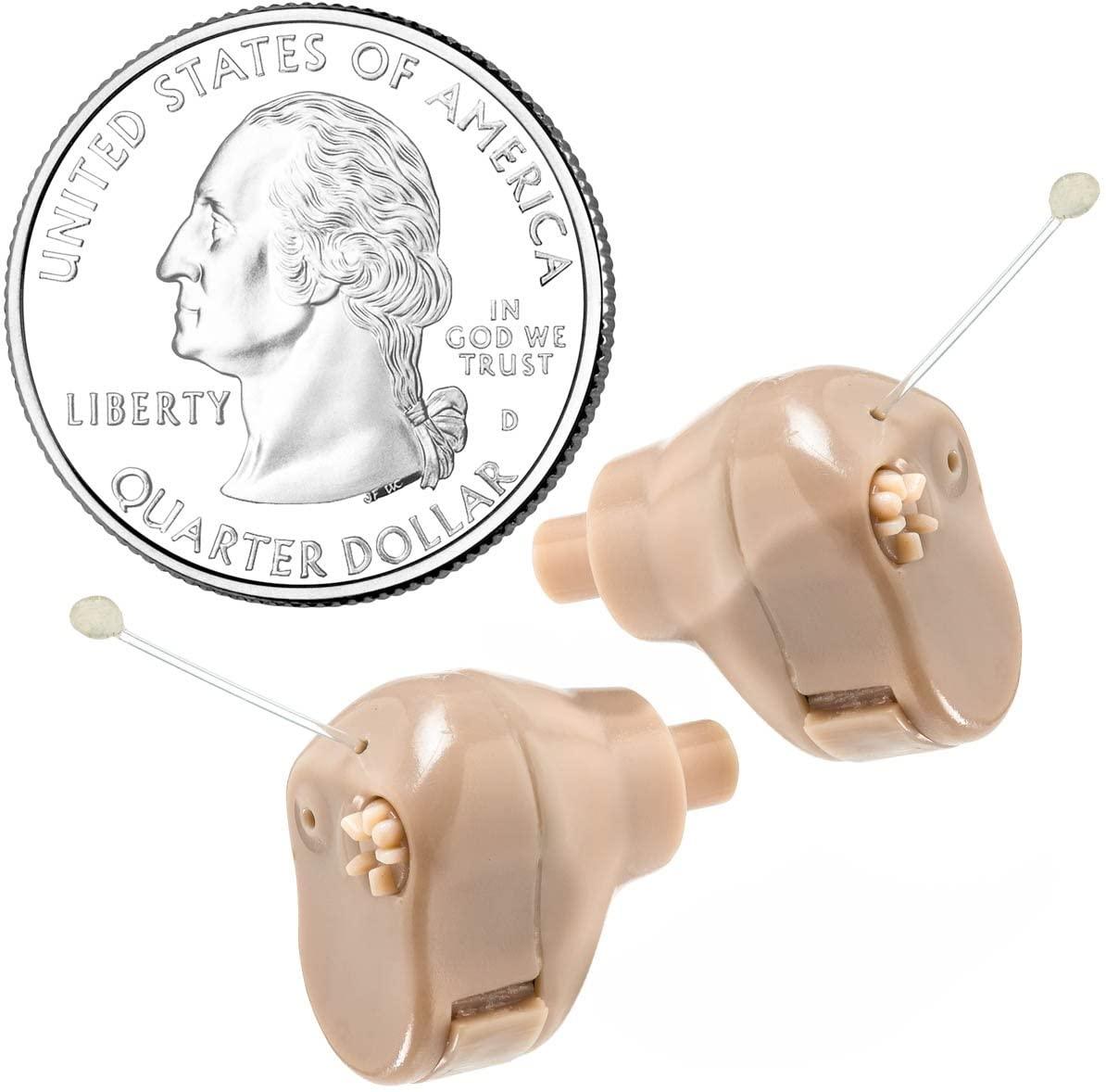 NewEAR Hearing Amplifier Ear ITC (Pair)
