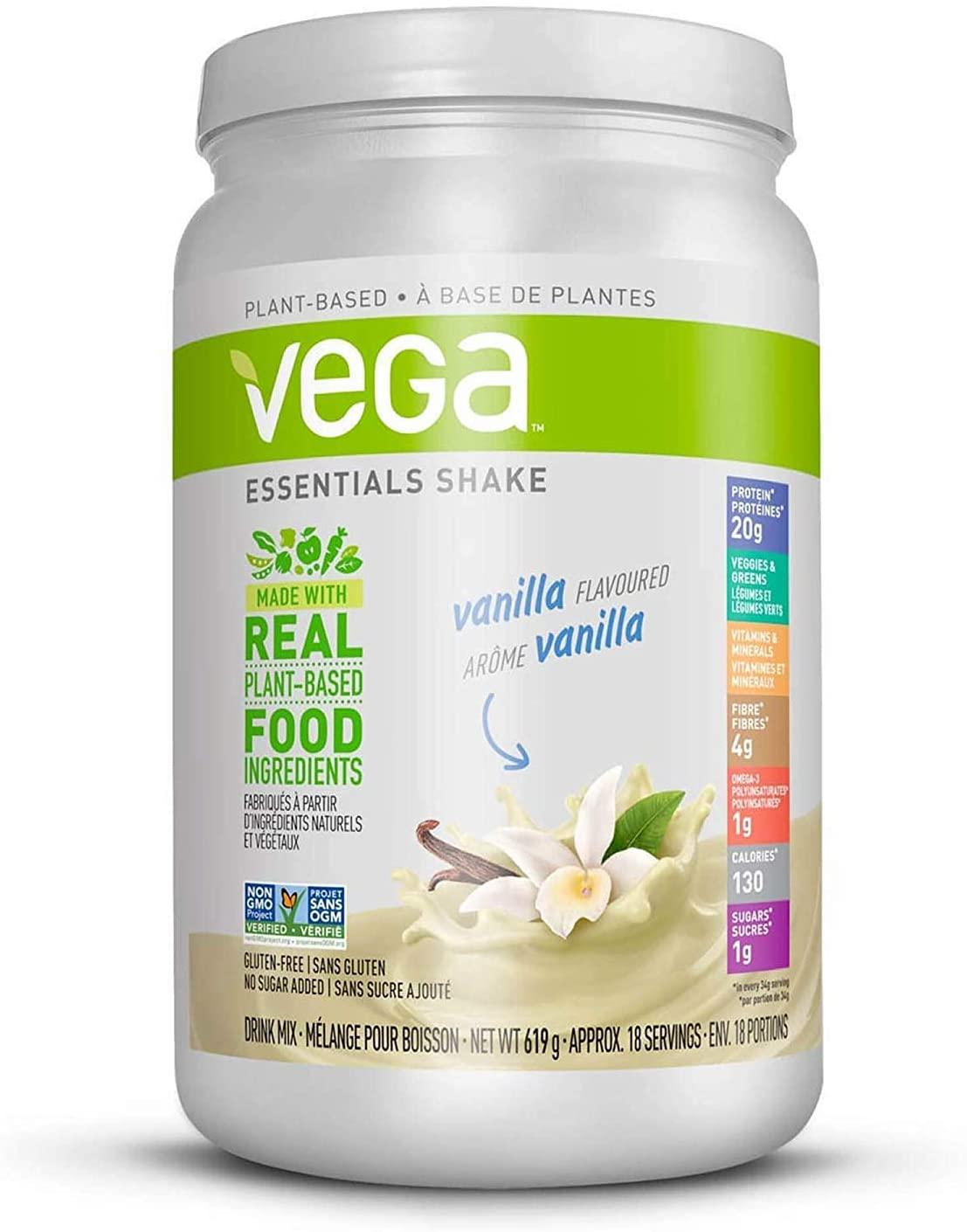 Vega Essentials Vanilla Shake, 21.83 oz.ES