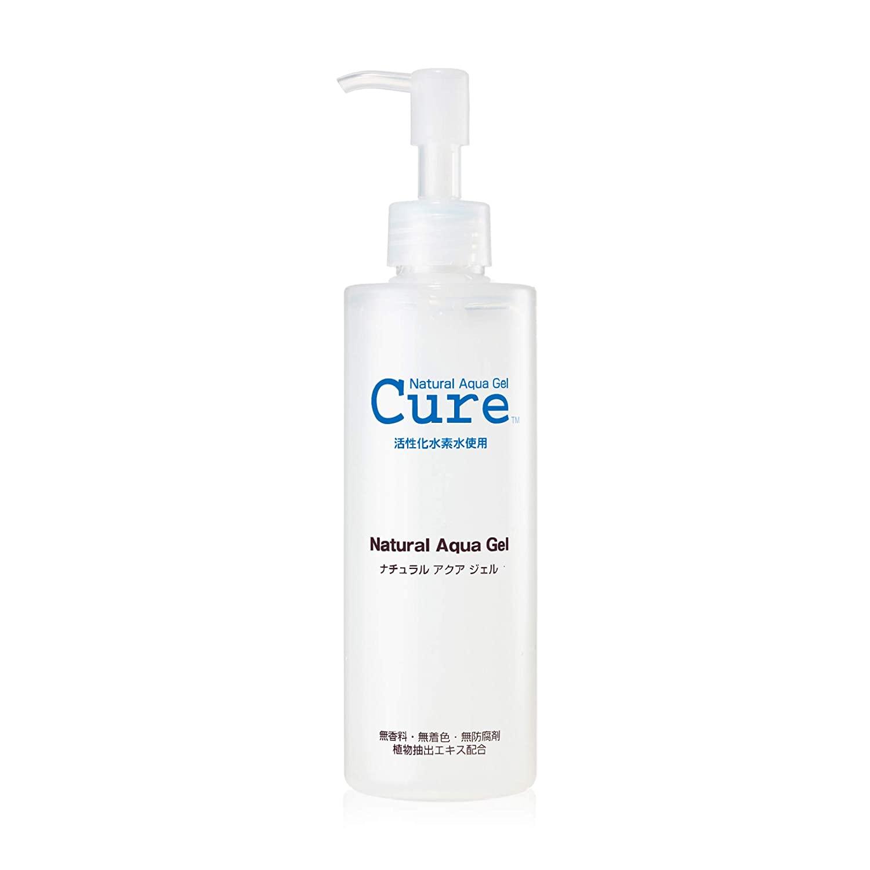 TOYO - CURE: Natural Aqua Gel, Water Skin Exfoliator (8.5 oz - 1 Pack)