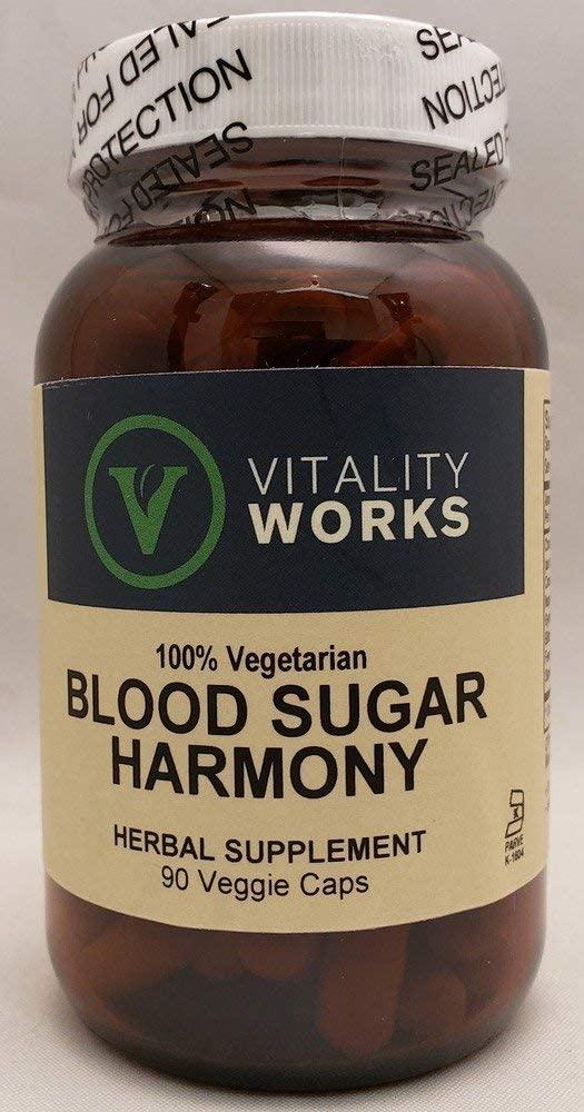 BIOMED BALANCE Blood Sugar Harmony Powder, 90 Count