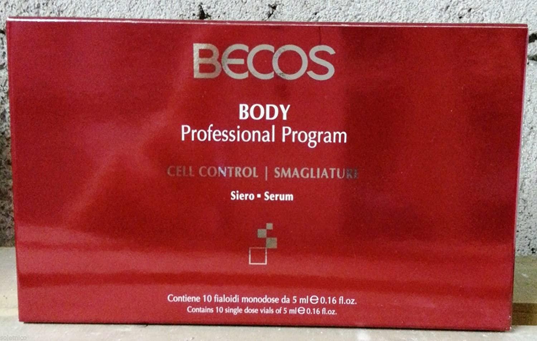 Becos Professional Program Cell Control Serum