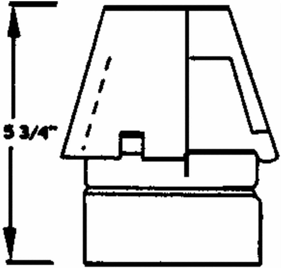 Selkirk 3VP-EC Pellet Stove Pipe Exit Cap