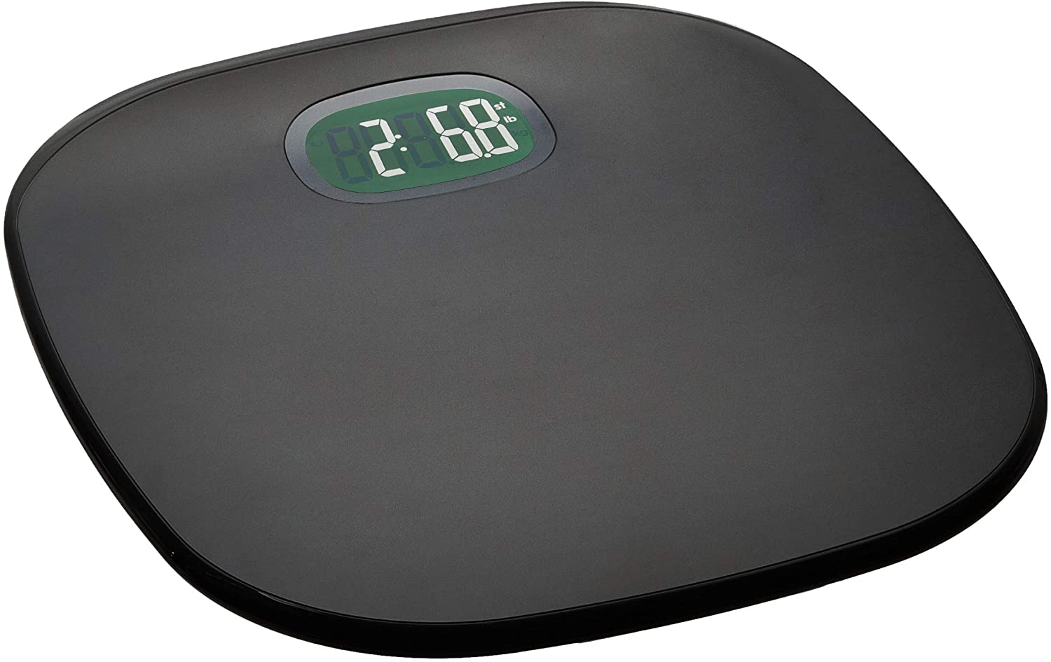 DHgateBasics Digital Body Weight Scale with Auto On/Off Function, Grey