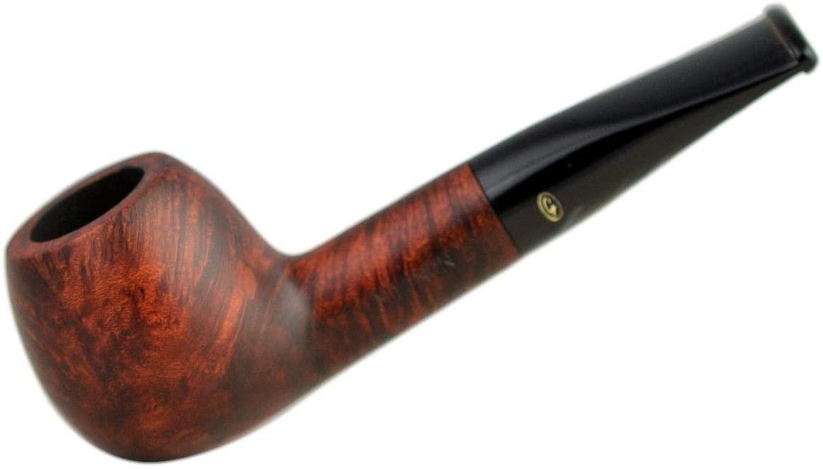 Gasparini Mignon Mini Briar Pocket Size Tobacco Smoking Pipe