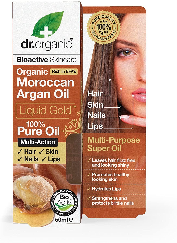 Dr Organic Moroccan Argan Oil Pure Oil 50ml