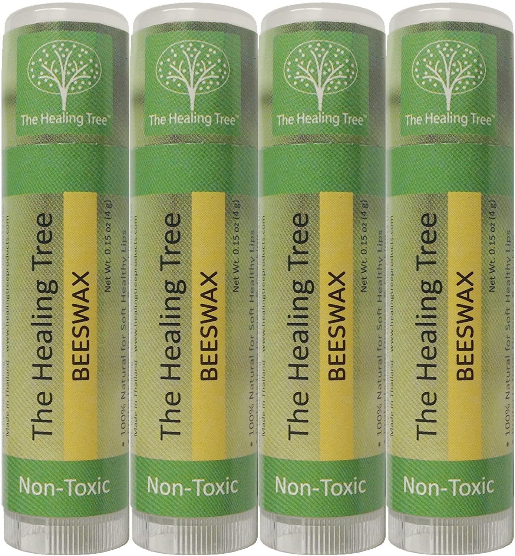 Beeswax Lip Balm   Non-Toxic   100% Natural