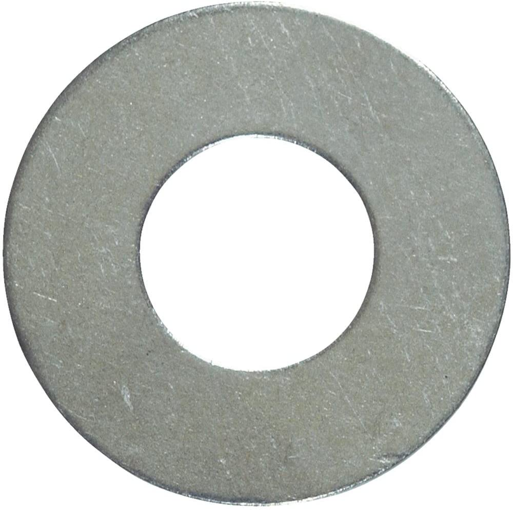Hillman Fastener Corp #10 item # 830556 Stainless Steel Flat Washer qty 100