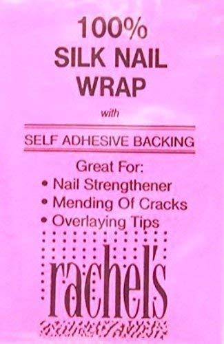 Rachels Adhesive Silk Nail Wrap (2 Pack)