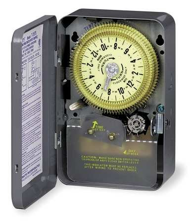 Electromechanical Timer, Multi Operation