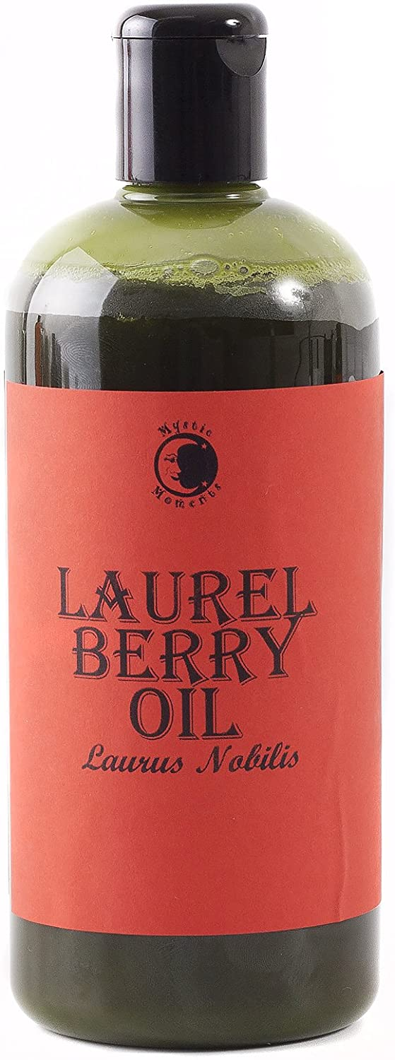 Mystic Moments | Laurel Berry Carrier Oil - 500ml - 100% Pure