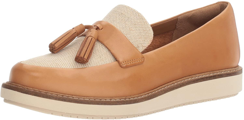 Clarks Women's Glick Castine Slip-On Loafer