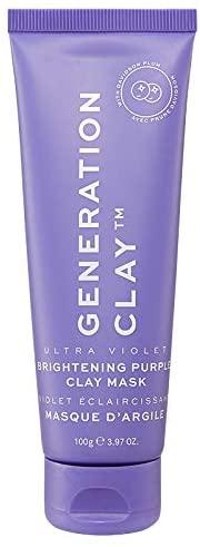 Generation clay violet Brightening purple clay 3.97oz