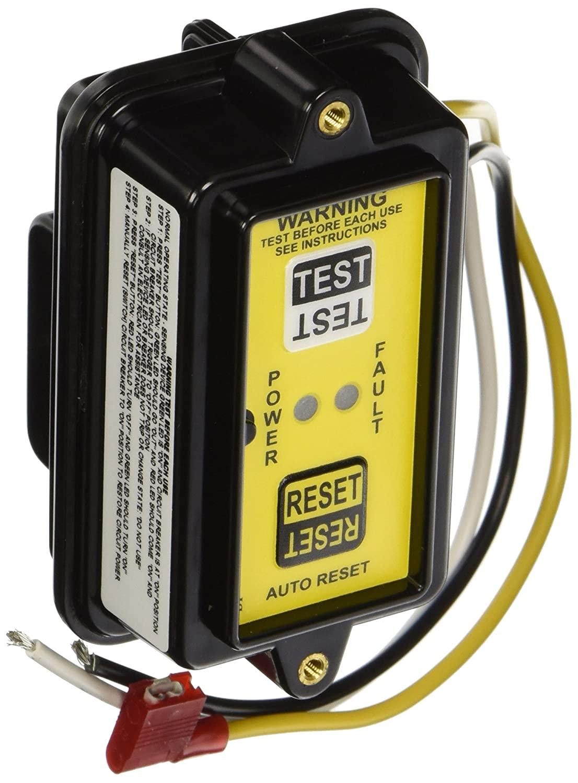 Hubbell GFSM120A Sensing Module, Auto Reset, 120 VAC