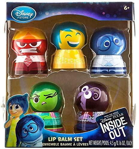 Pixar Disney Inside Out Inside Out Lip Balm Set