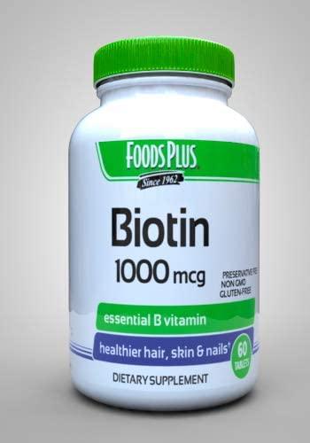 Windmill Biotin 1000 Mcg Tablets 60 Ea