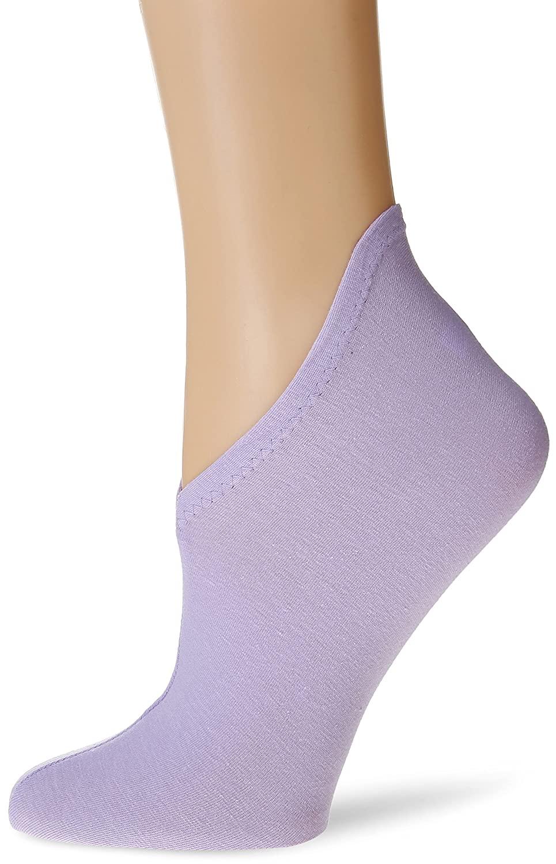 Bath Accessories Moisture Enhancing Socks, Lavender