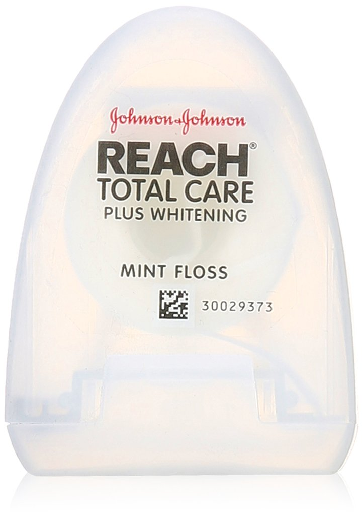 Reach Total Care Plus Whitening Interdental Adult Dental Floss-Mint-30 yards