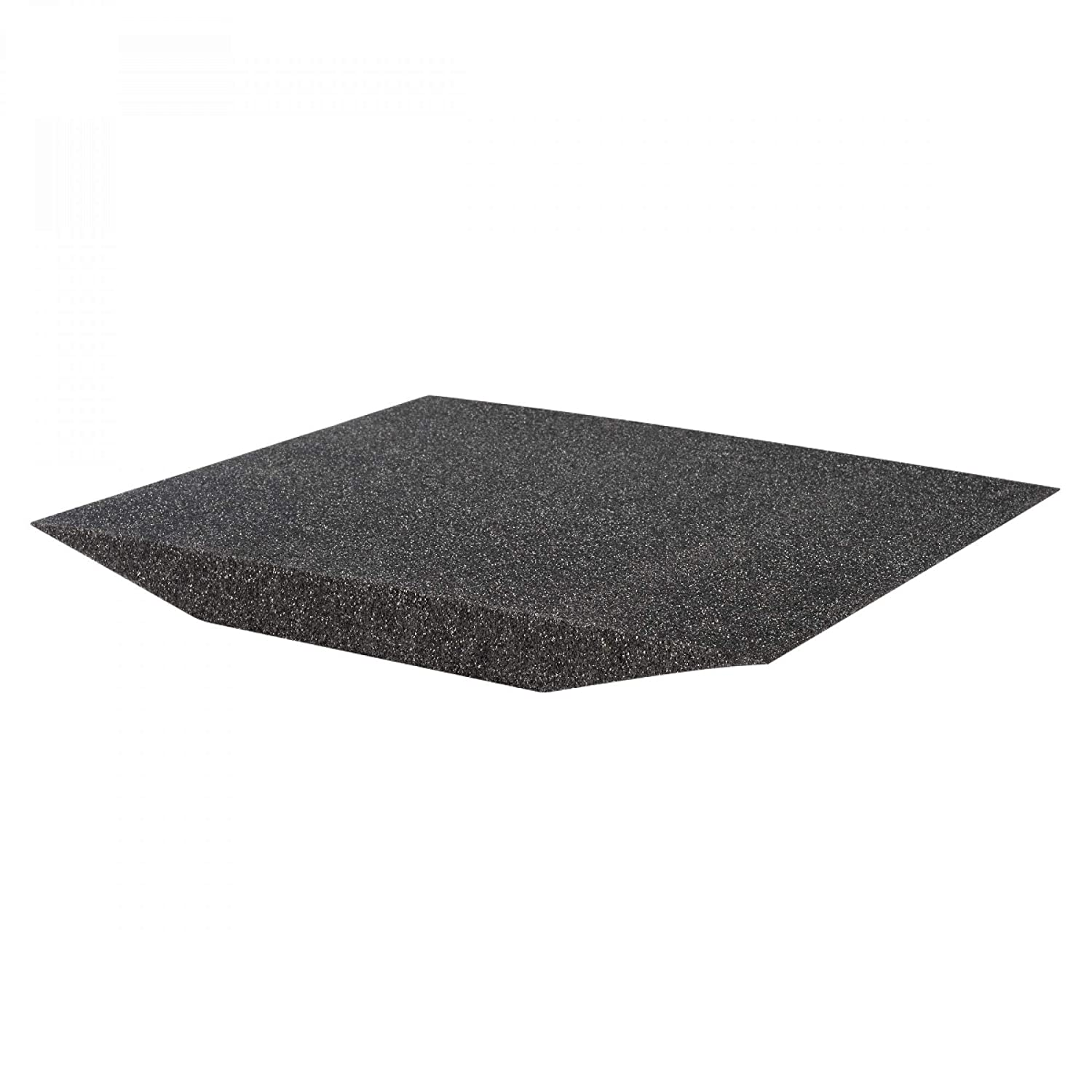 Sammons Preston Solid Seat Insert, Medical Grade Seat Cushion with Convex Bottom for Wheelchairs, Chairs, Long Term Sitting, Seat Cushion Insert for Padding The Lower Body & Trunk Support, 18