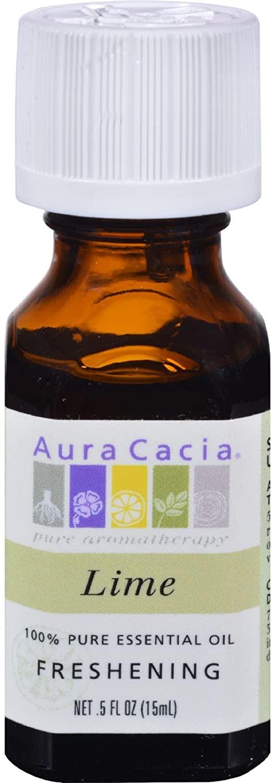 Aura Cacia 100 Percent Pure Juniper Berry Essential Oil, 0.5 Ounce - 3 per case.