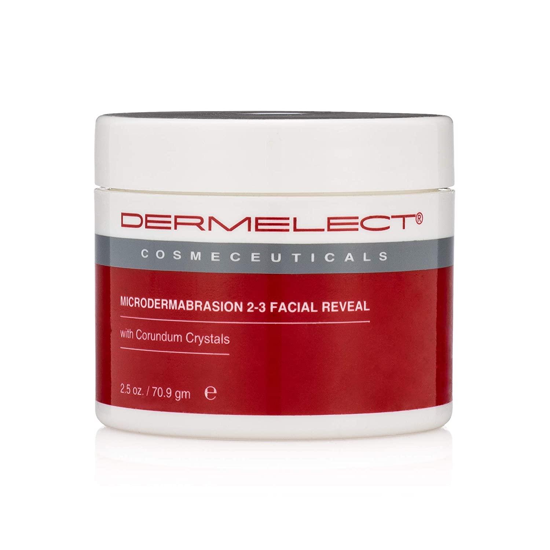 DERMELECT- Microdermabrasion 2-3 Facial Reveal (2.5 oz)
