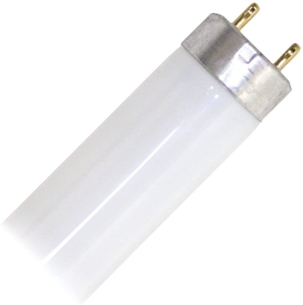 GE 45742 - F17T8/SPX30/ECO Straight T8 Fluorescent Tube Light Bulb