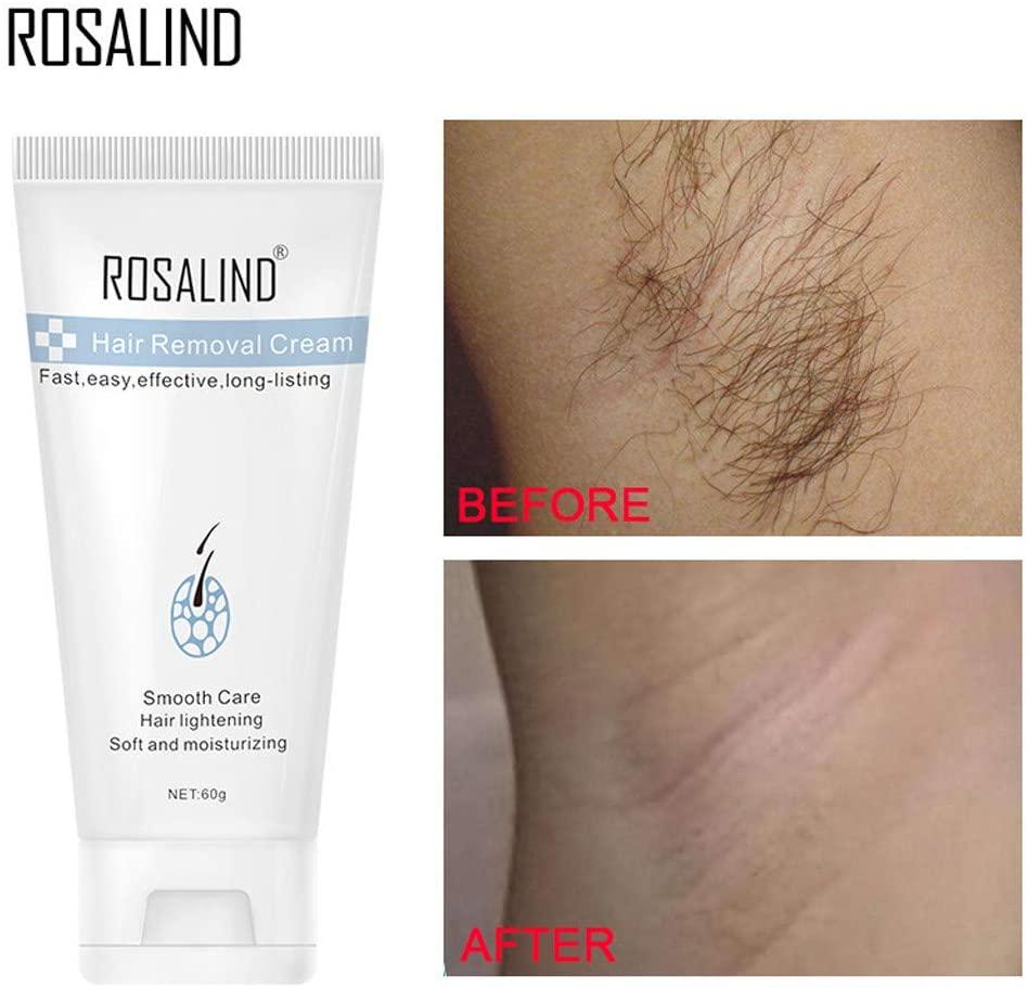 CapsA Painless Hair Removal Cream for Women Private Parts Depilatory Hair Removal Cream for Body Leg Armpit Skin Care