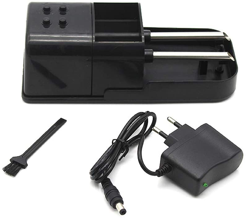 XIONGGG Electric Cigarette Rolling Machine Automatic Maker Tobacco Herb Roller Injector Maker Mini Machine 8Mm