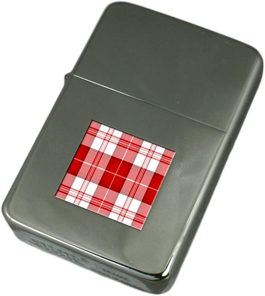 Engraved Lighter Tartan Clan Menzies