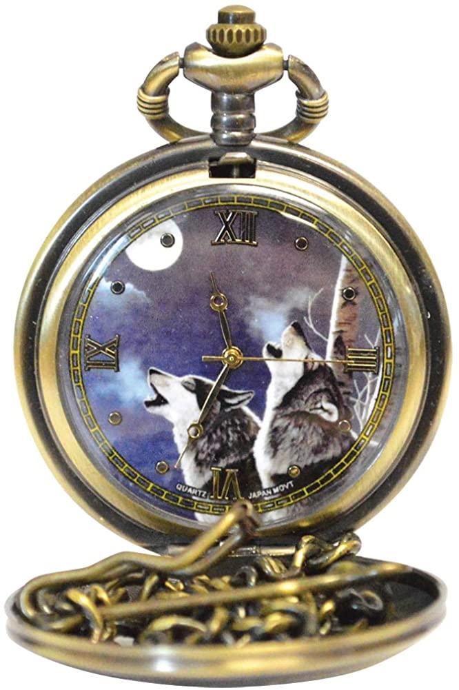 Wolf Pocket Watch P-304