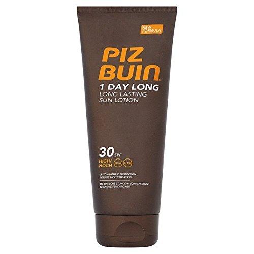 Piz Buin 1 Day Long Lasting Sun Lotion Spf30 100ml