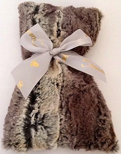 Timber Lake Woodland Fur Spa Mask