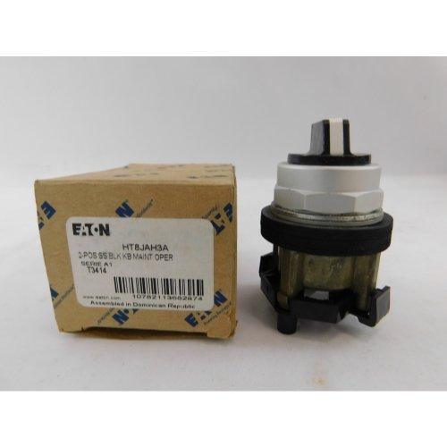 Non-Illum Selector Swtch, 30mm, 2 Pos, Knob