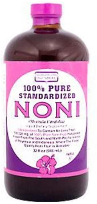 Only Natural Noni 100% Stand Liq 32 Fz