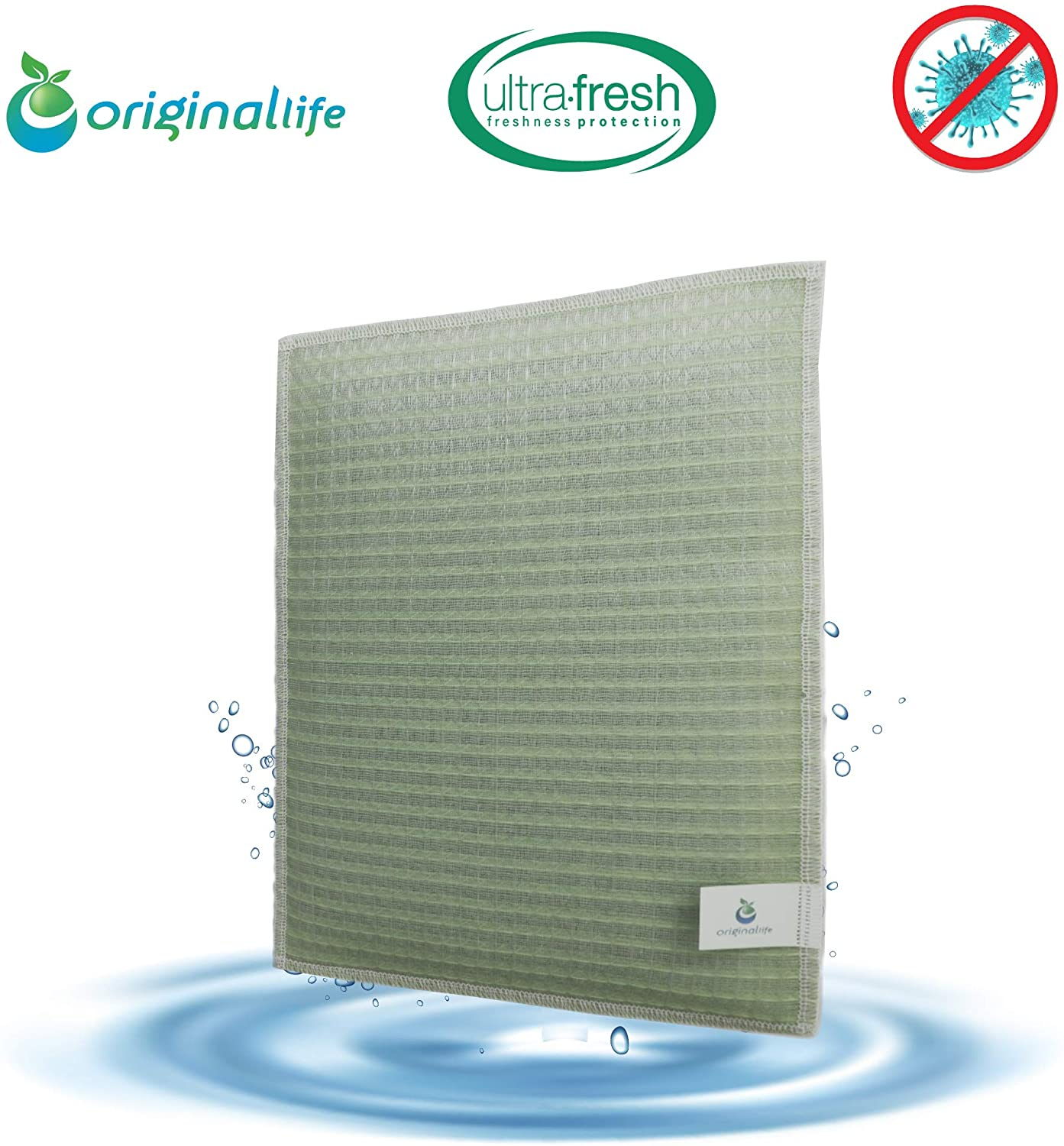 Originallife CLEAN Washable Reusable Air Purifier Filter for Helios EC 220 D (PRO)
