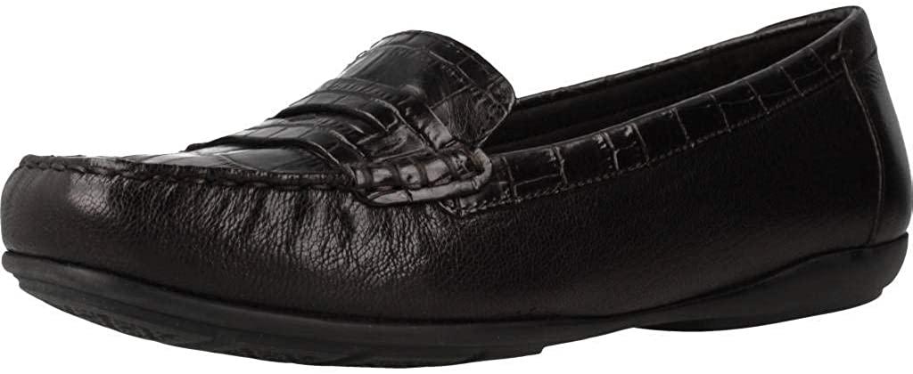 Geox Women's Annytah 3 Penny Loafer Flat