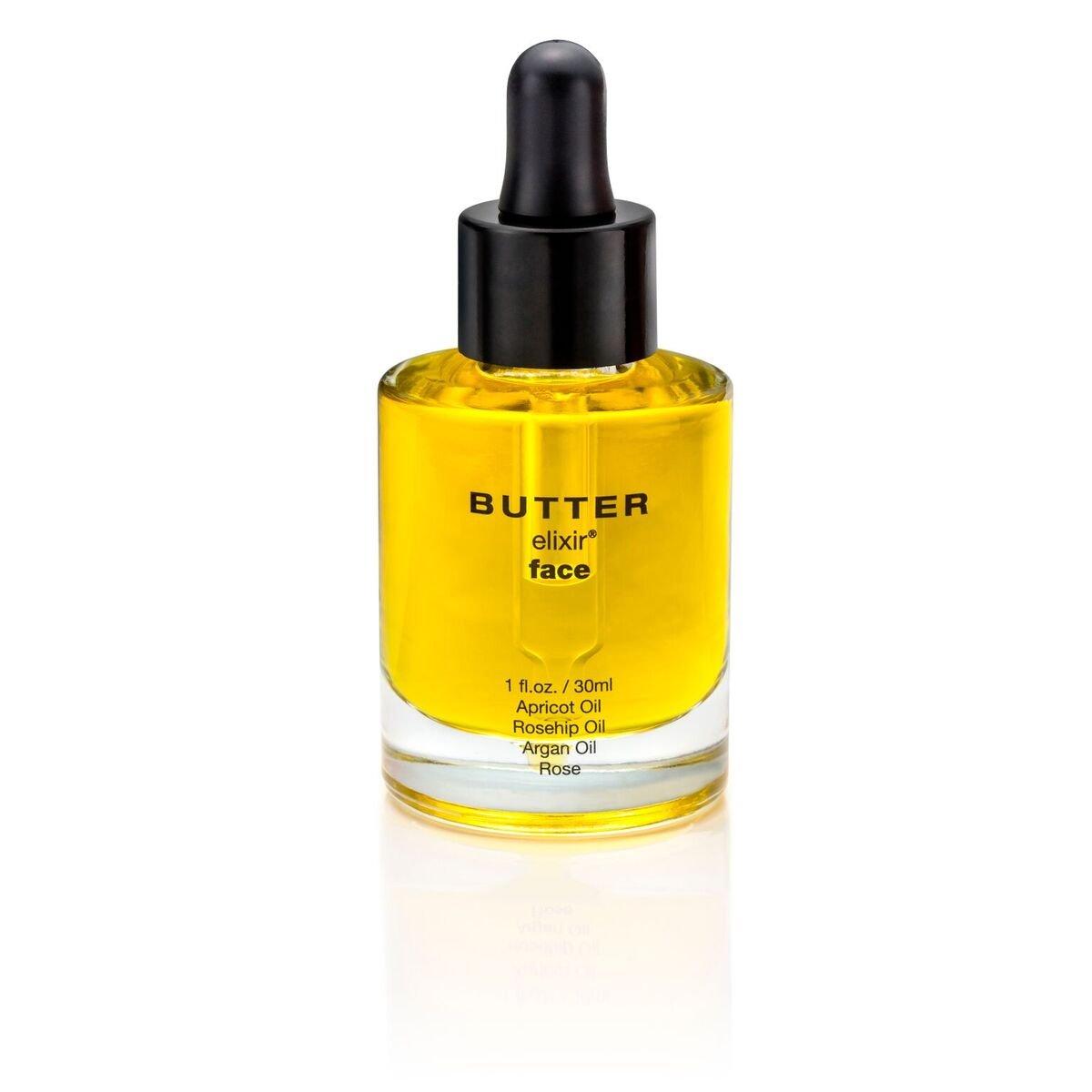 BUTTERelixir 100% All Natural Face Oil - 1 oz - Nourishing and Moisturizing