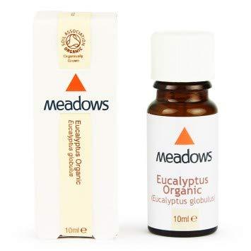 Meadows Organic Eucalyptus Globulus Essential Oil (10ml)