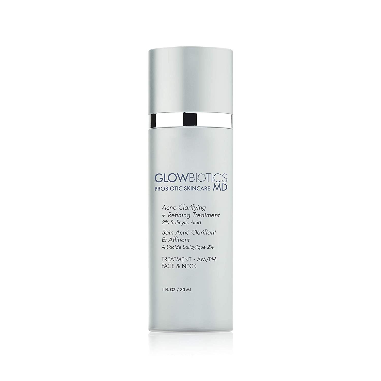 GLOWBIOTICS MD - Probiotic Acne Clarifying + Refining Treatment, 1 Fl Oz
