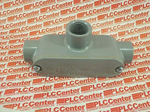 NEER TC-50DCG Conduit Body Threaded TC Cover/Gasket .5IN