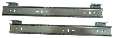 Fulterer Fr5162 3/4 Extension Top Mount Pencil Slide Zinc 20