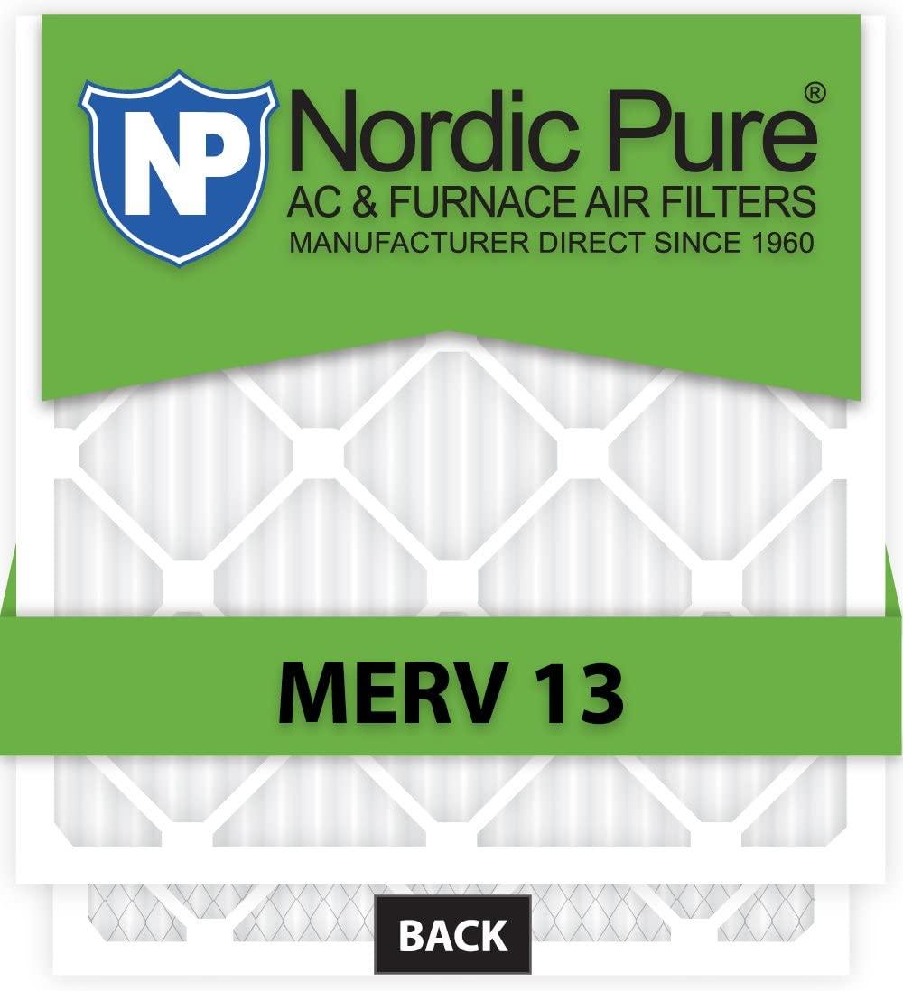 30x36x1 Exact MERV 13 AC Furnace Filters Qty 6