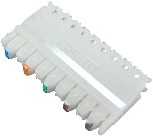 Allen Tel Products GB110-C5 Category 5e 110 System 5 Pair Connector, 10-Pack